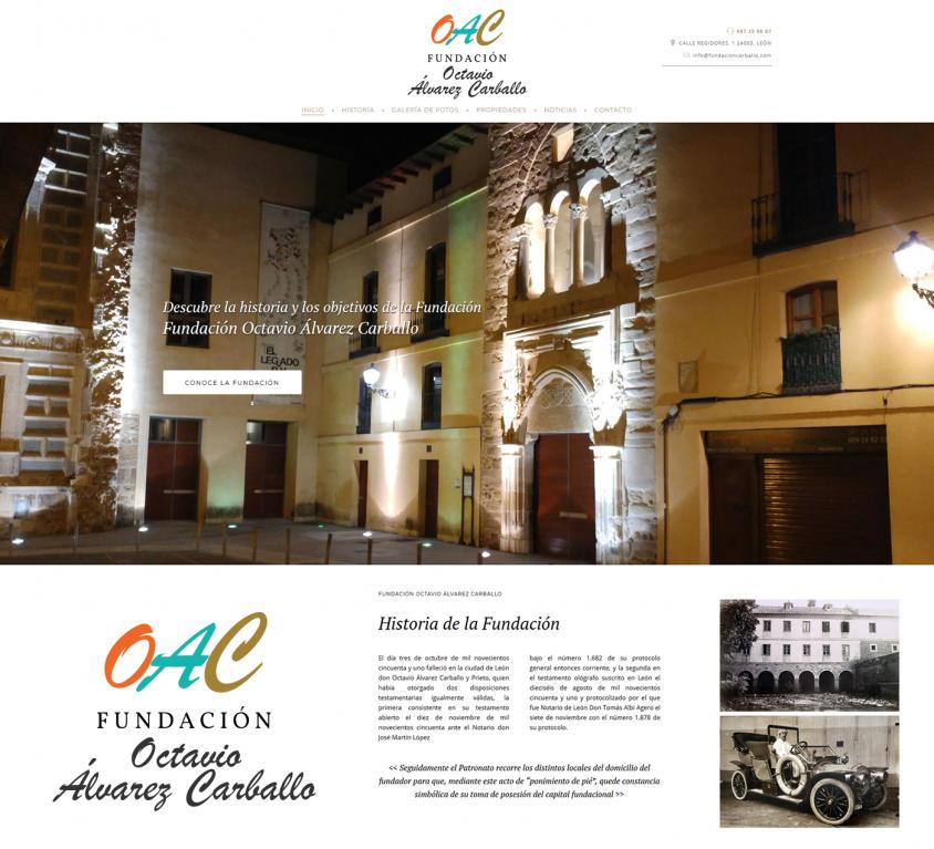 Fundación Octavio Álvarez Carballo